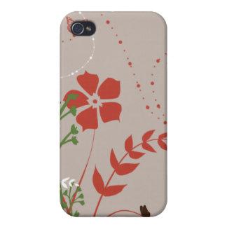 Garden iPhone 4/4S Cases