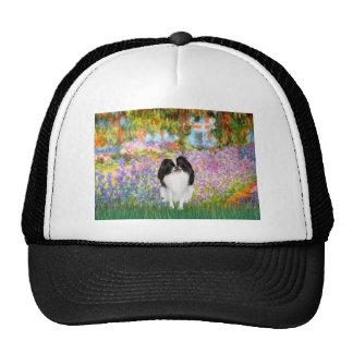 Garden - Japanese Chin 3 Trucker Hat