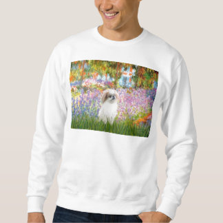 Garden - Japanese Chin (L2) Sweatshirt
