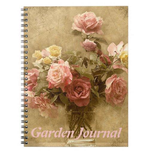 Garden Jouranl Note Book