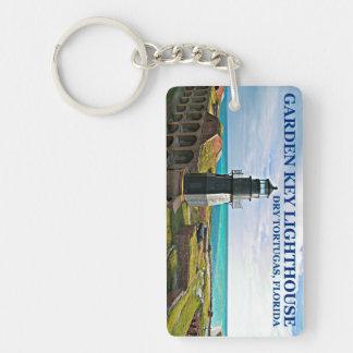 Garden Key Lighthouse, Dry Tortugas Florida Keychain