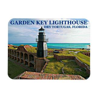 Garden Key Lighthouse, Dry Tortugas Florida Magnet