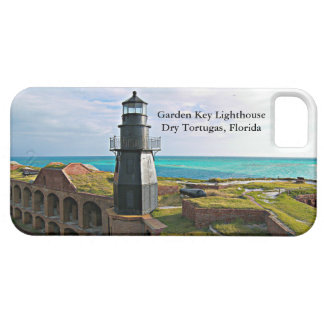 Garden Key Lighthouse, Florida iPhone 5/5S Case