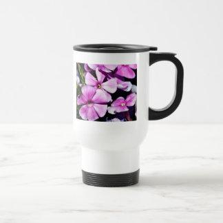Garden Laura Phlox Flowers 15 Oz Stainless Steel Travel Mug