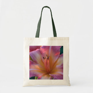 Garden Lily Flower Tote Bag