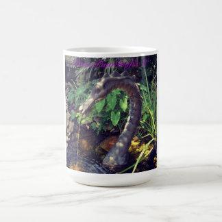 Garden Loch Ness Classic White Coffee Mug
