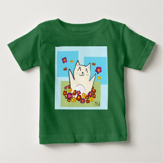 Garden Mau Baby T-Shirt