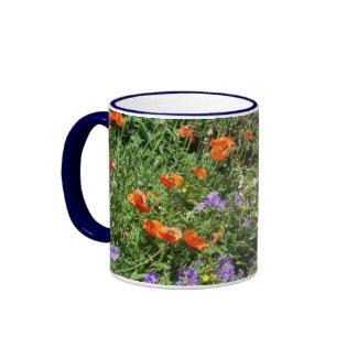 Garden Mug mug
