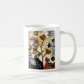Garden Classic White Coffee Mug