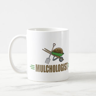 Garden Mulching Coffee Mug