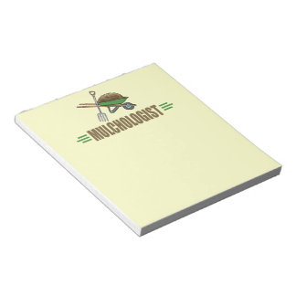 Garden Mulching Notepad