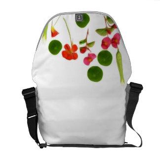 Garden Nasturtium Messanger Bag Courier Bags