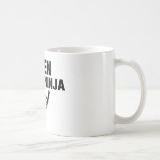 Garden Ninja! Coffee Mug