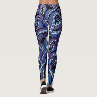 Garden O Octopus Leggings