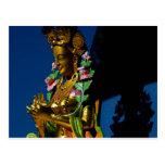 GARDEN OF 1000 BUDDHAS POSTCARDS
