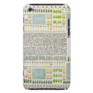 Garden of a High Ranking Egyptian Dignitary, from iPod Touch Case-Mate Case