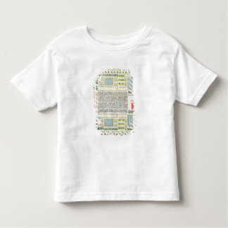 Garden of a High Ranking Egyptian Dignitary, from Toddler T-shirt