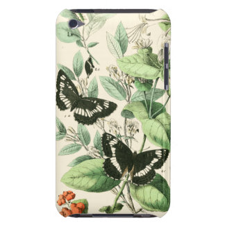 Garden of Butterflies and Flowers Barely There iPod Case
