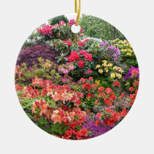 Garden of Delights Ornaments