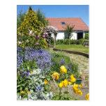 Garden of Delights Postcard
