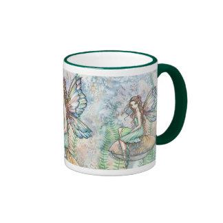 Garden of Dreams Fairy Mug by Molly Harrison