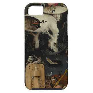 Garden Of Earthly Delights - Hell (by Hieronymus B Cover For iPhone 5/5S