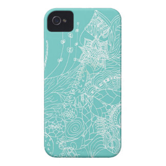 Garden of Earthly Delights iPhone 4 Case-Mate Case