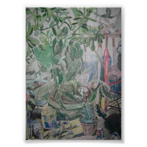Garden Of Earthly Delights Poster Zazzle