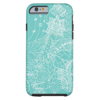 Garden of Earthly Delights Tough iPhone 6 Case