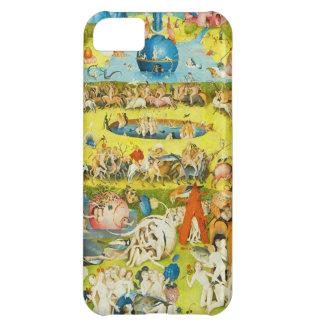 Garden of Earthy Delights -Enhanced - Bosch iPhone 5C Cases