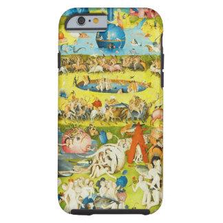 Garden of Earthy Delights -Enhanced - Bosch iPhone 6 Case