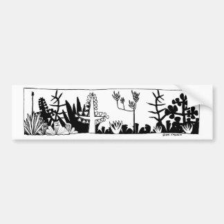 Garden of Eden Bumper Sticker
