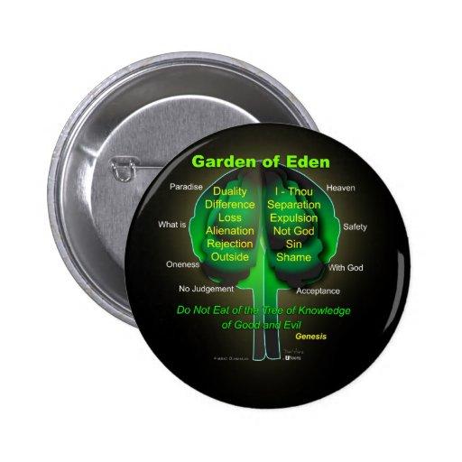 Garden of Eden Buttons