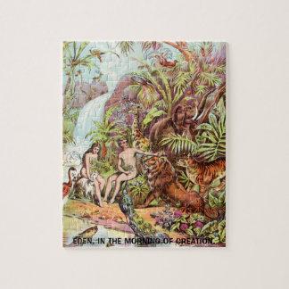 Garden of Eden Jigsaw Puzzle