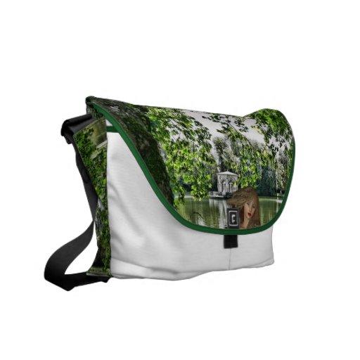 Garden of Eden Messenger Bag