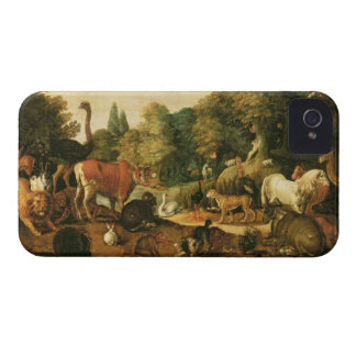 Garden of Eden (oil on canvas) iPhone 4 Cases