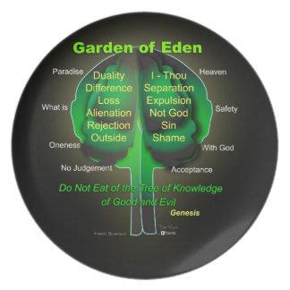 Garden of Eden Plate
