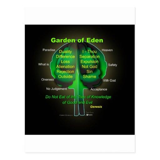 Garden of Eden Post Card