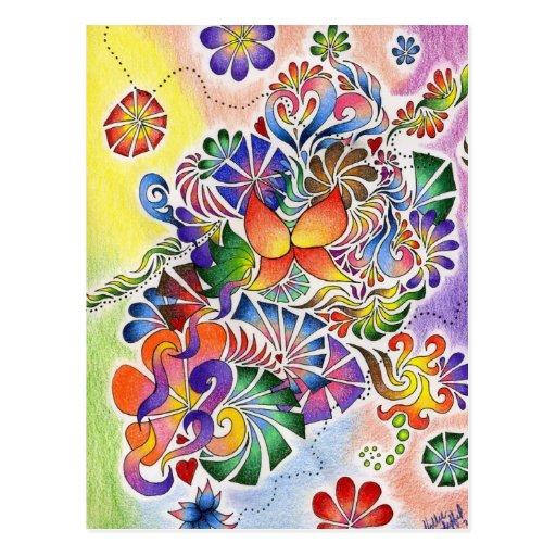 Garden of Eden Postcards