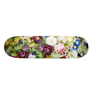 Garden of Eden Skateboard Deck