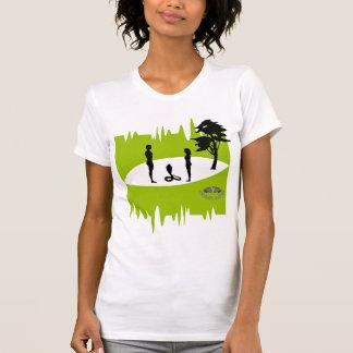 garden of eden(with naijalife logo) T-Shirt