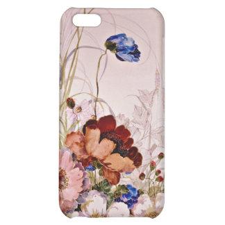 Garden of Eden Yellow flowers iPhone 5C Covers