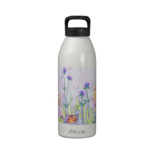 Garden of Faeries Water Bottles