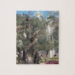 Garden Of Gethsemane Jigsaw Puzzles