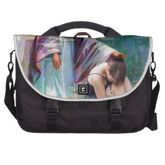 GARDEN OF GRIEF ~ MY ANGEL COMES TO ME.jpg Laptop Commuter Bag