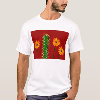 Garden of Love Basic T T-Shirt