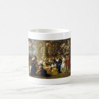 Garden of Love Peter Paul Rubens masterpiece Mug