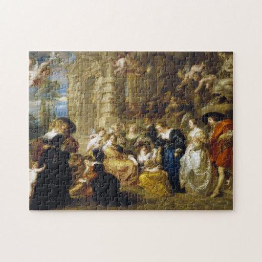 masterpiece jigsaw