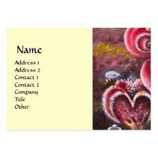 GARDEN OF MELISSA .detail Business Cards