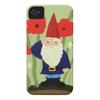 Garden of Remembrance Gnome BlackBerry Bold Case
